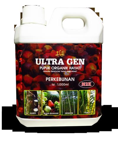 Pupuk Ultra Gen Perkebunan